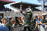 Polesitter Johann Zarco, Monster Yamaha Tech 3