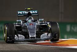 Nico Rosberg, Mercedes F1 W06 Hybrid