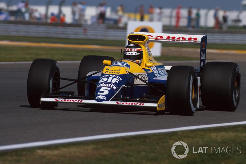 1990: Williams-Renault FW13B