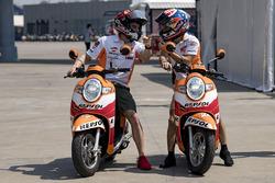 Марк Маркес, Дані Педроса, Repsol Honda Team
