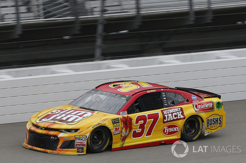 23. Chris Buescher, JTG Daugherty Racing, Chevrolet Camaro Slim Jim
