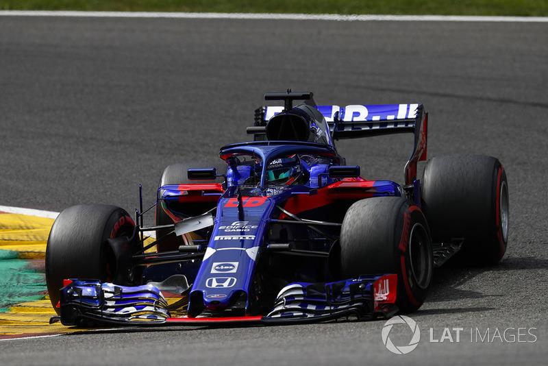 11: Брендон Хартлі, Toro Rosso STR13, 1'43.865