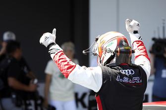 Winner #33 Team ISR Audi R8 LMS: Filip Salaquarda