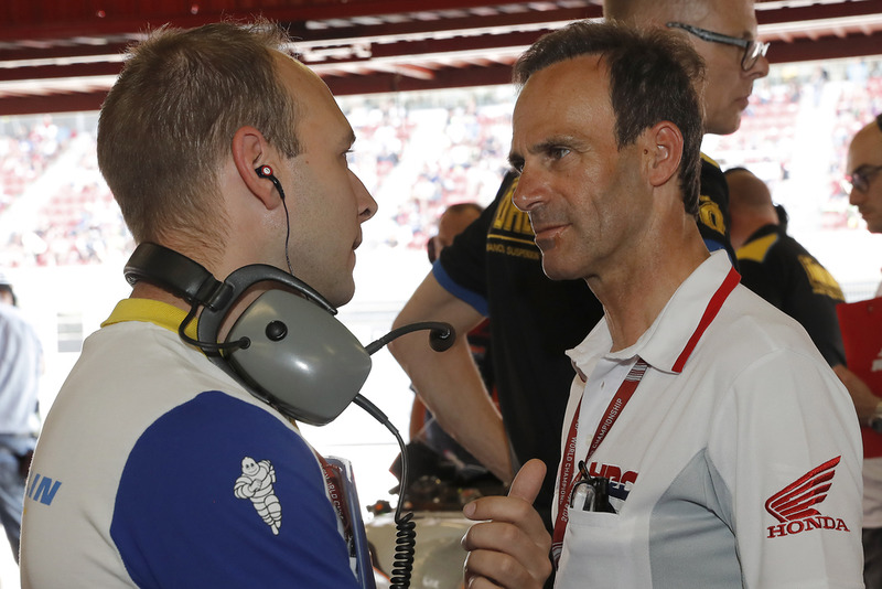 AlbergoPuig, director deportivo Repsol Honda Team