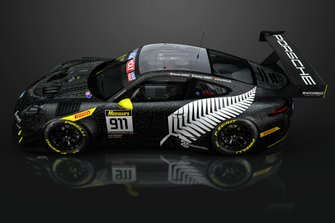 Earl Bamber Motorsport livery