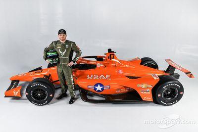 Anuncio Conor Daly Indy 500