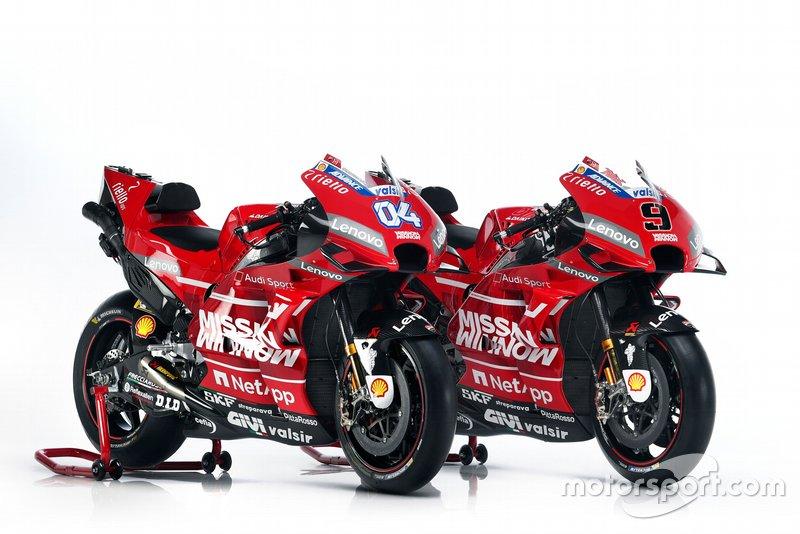 Ducati nueva decoración