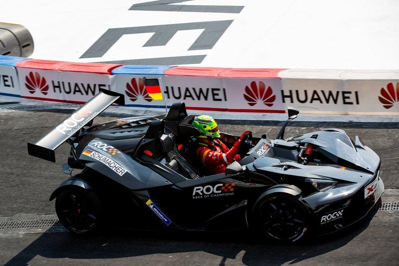 Mick Schumacher, KTM X-Bow Comp R