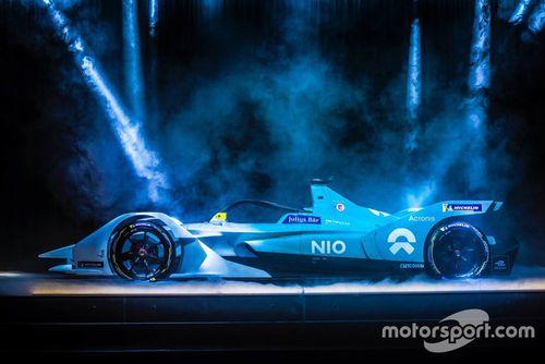 Lanzamiento del NIO Formula E Team