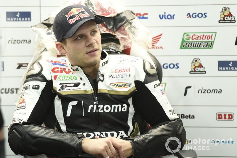 Штефан Брадль, LCR Honda