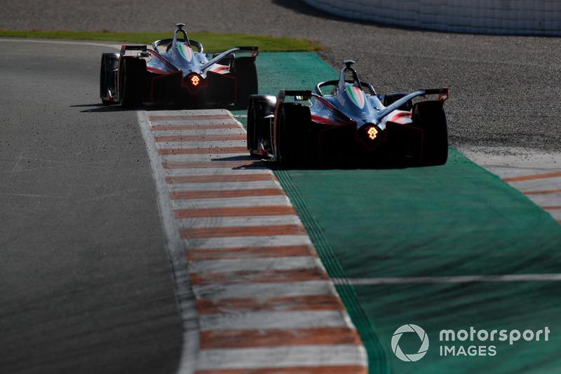 Jérôme d'Ambrosio, Mahindra Racing, M5 Electro, Pascal Wehrlein, Mahindra Racing, M5 Electro