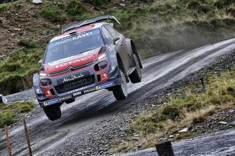 Mads Ostberg, Torstein Eriksen, Citroën World Rally Team Citroën C3 WRC Andre Lavadinho