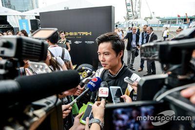 Presentazione del Techeetah Formula E Team