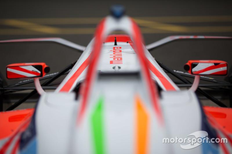 Vettura Mahindra Racing
