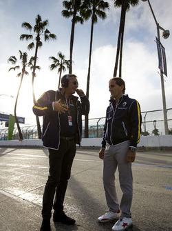 Jean-Paul Driot, Alain Prost, Renault e.dams