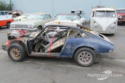 Porsche 911 2.5 S/T, restauro