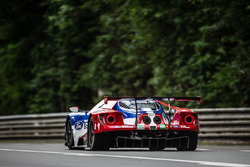 #68 Ford Chip Ganassi Racing Ford GT: Джо Хенд, Дірк Мюллер, Себастьян Бурде