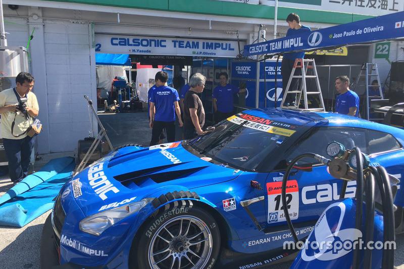 #12 Calsonic Impul GT-R, GT500