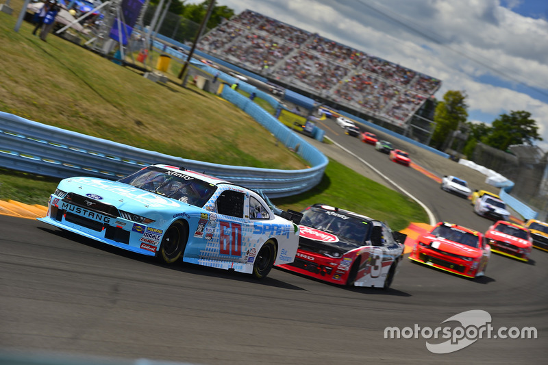 Trevor Bayne, Ford, Ty Dillon, Richard Childress Racing Chevrolet