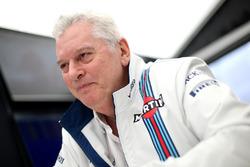 Pat Symonds, Williams F1 Team, director técnico