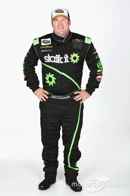 Robert Richardson, BK Racing Toyota
