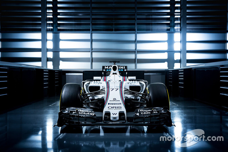 Das Design von Valtteri Bottas, Williams FW38