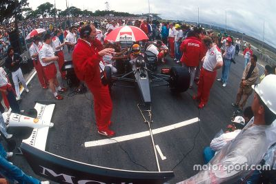 1991年巴西大奖赛