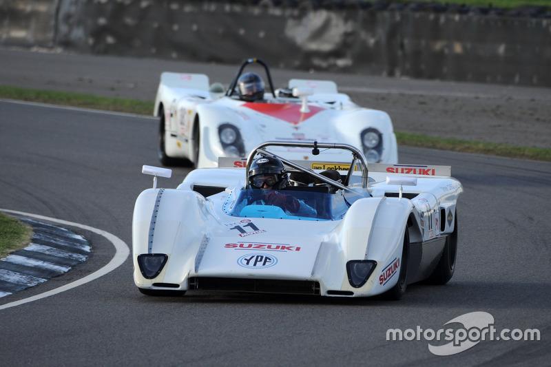 3-Liter-Sport-Demonstration, Alain De Cadenet, McLaren M8