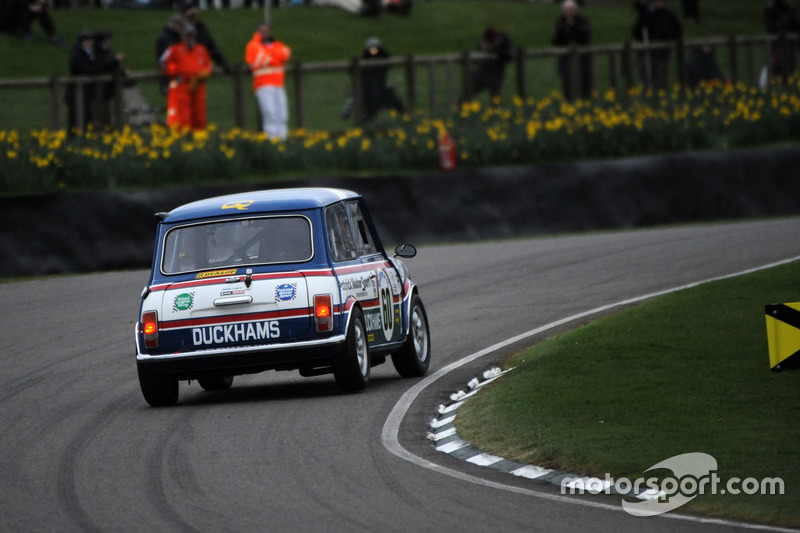 Gerry Marshall Trophy, Swift, Mini, Jordan