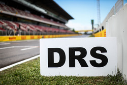 DRS Sign and Track View