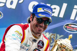 Winner Borja Garcia