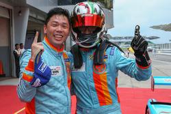 Race winners #1 Win Motorsport Ligier JSP3: William Lok, Davide Rizzo