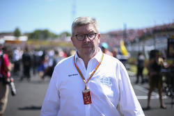 Ross Brawn, Managing Director de Motorsports, FOM