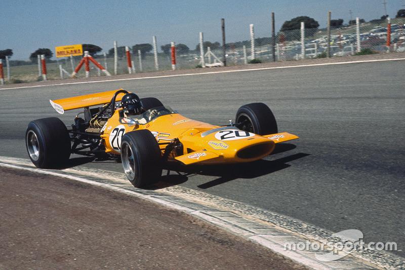 1970. McLaren M7D Alfa Romeo
