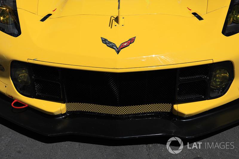 Detail: #63 Corvette Racing Corvette C7.R
