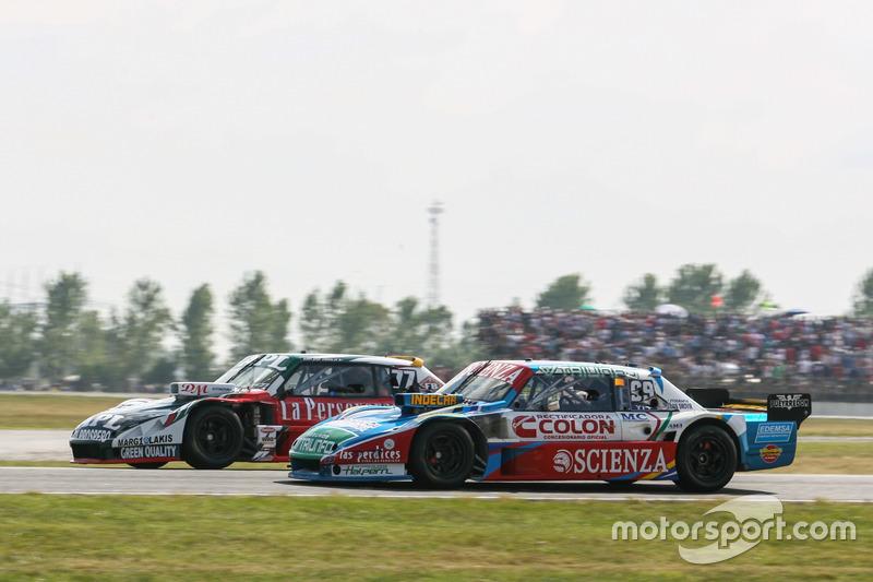Juan Jose Ebarlin, Donto Racing Torino, Matias Jalaf, Car Racing Torino
