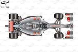 McLaren MP4-24 top view