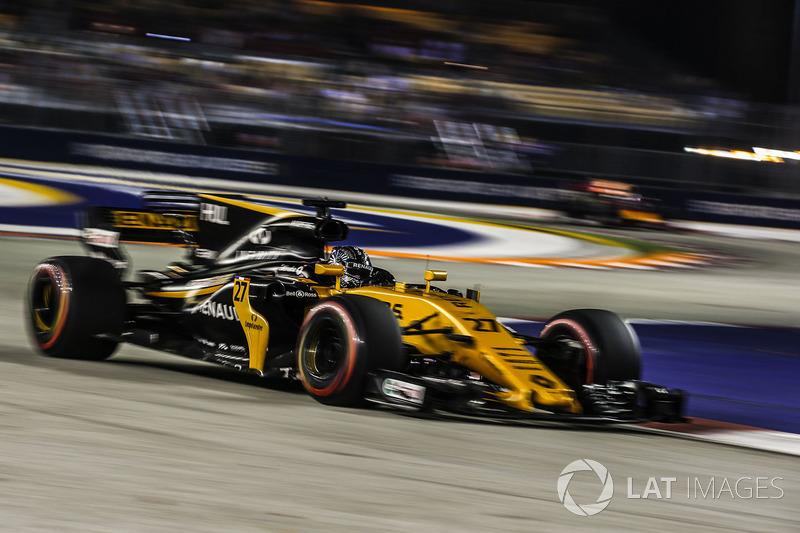 7. Ніко Хюлькенберг, Renault Sport F1 Team RS17