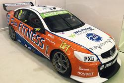 Aaren Russell, Taz Douglas,Lucas Dumbrell Motorsport Holden