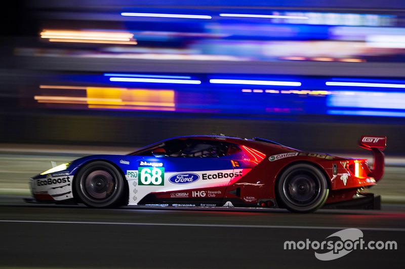 43. №68 Ford Chip Ganassi Racing Ford GT: Джой Хенд, Дирк Мюллер, Тони Канаан