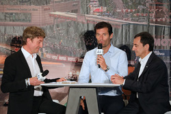 Bruno Vandestick, Pierre Fillon, ACO President, Mark Webber
