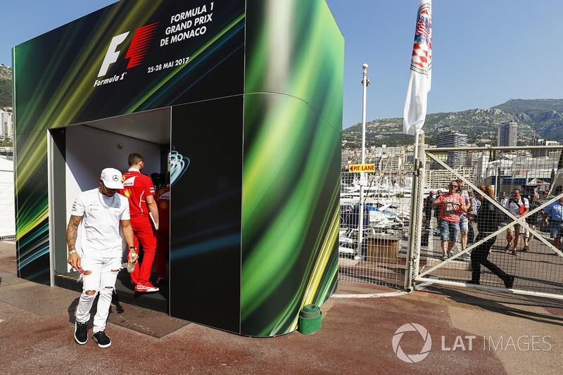 Льюіс Хемілтон, Mercedes AMG F1