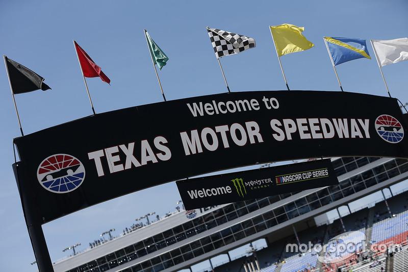 Texas Motor Speedway Monster Energy