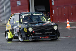 Daniel Wittwer, VW Golf, Autersa Racing Team