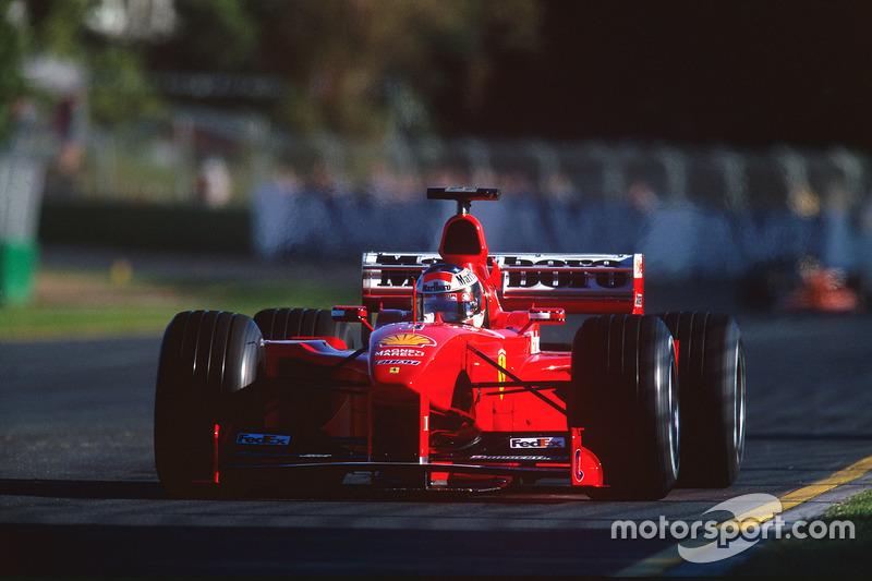 Ferrari, 1999