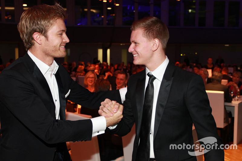Nico Rosberg, Mick Schumacher