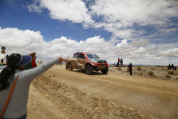 №305 Overdrive Racing Toyota: Нани Рома и Алеш Харо