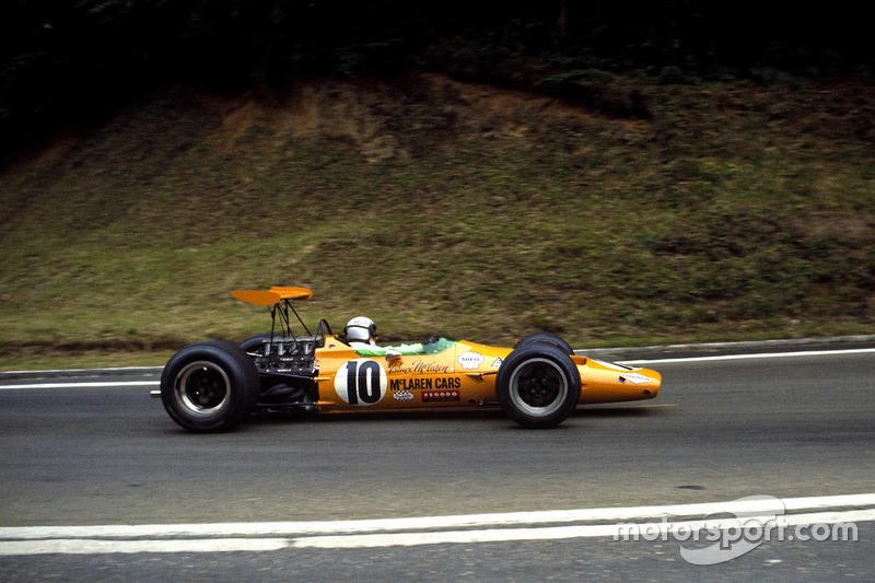 Bruce McLaren, McLaren M7A Ford