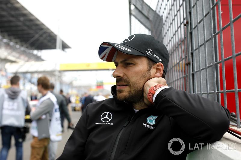 Gary Paffett Mercedes-AMG Team HWA