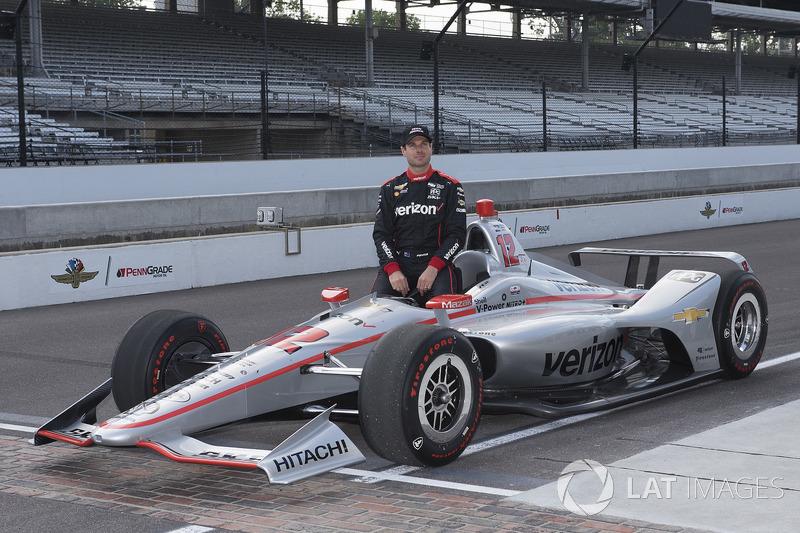 3. Will Power, Team Penske, Chevrolet